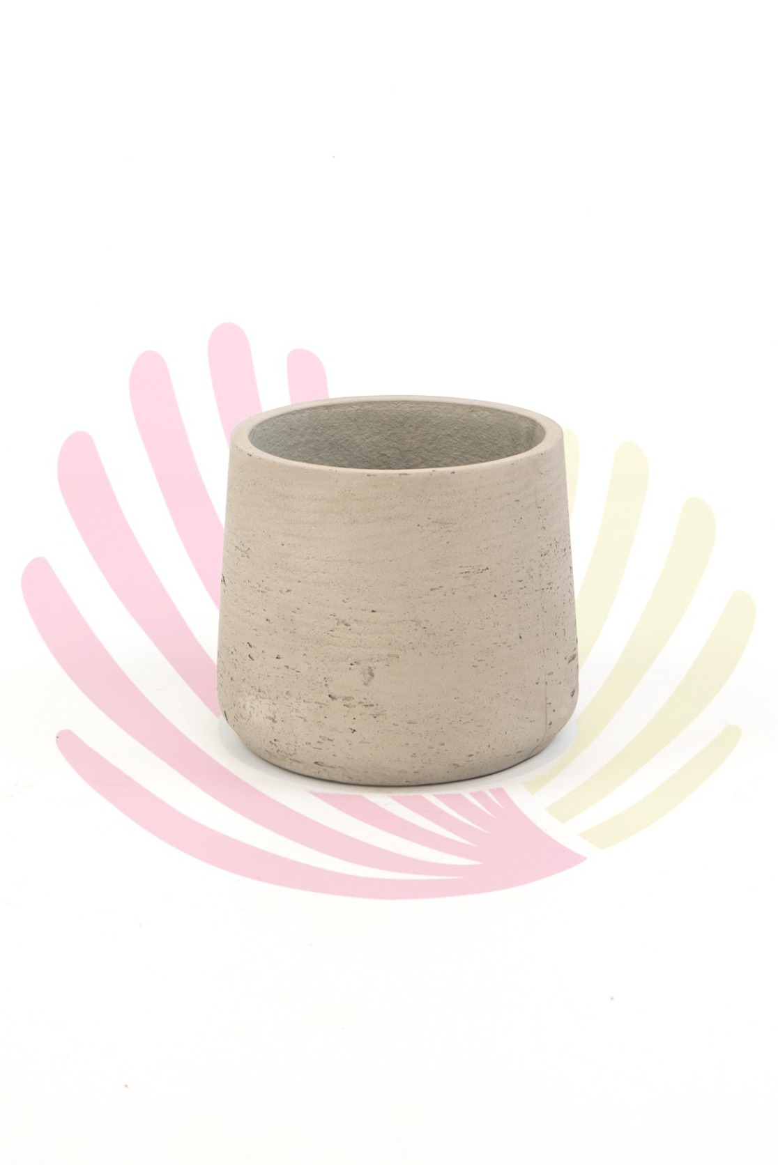VASO PATT XL GREY WASHED